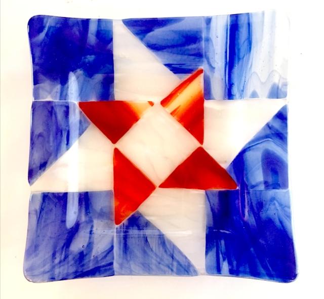 FlagPlate